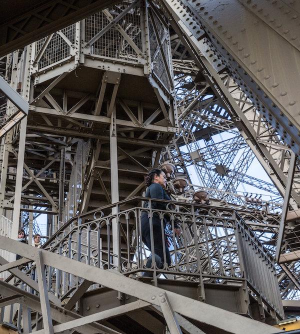 J'ai testé La Verticale de la Tour Eiffel