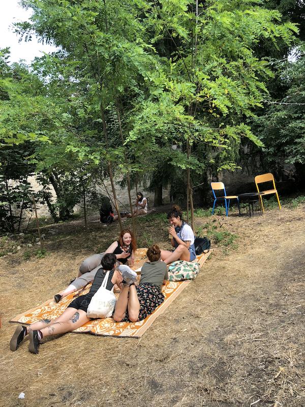 la villa extraordinaire dehors crobalo