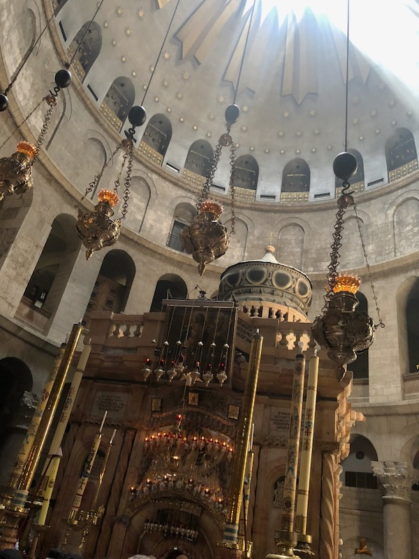 3 jours à Jérusalem