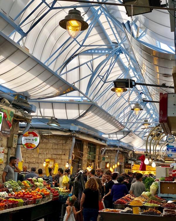 marché Machane Yehuda