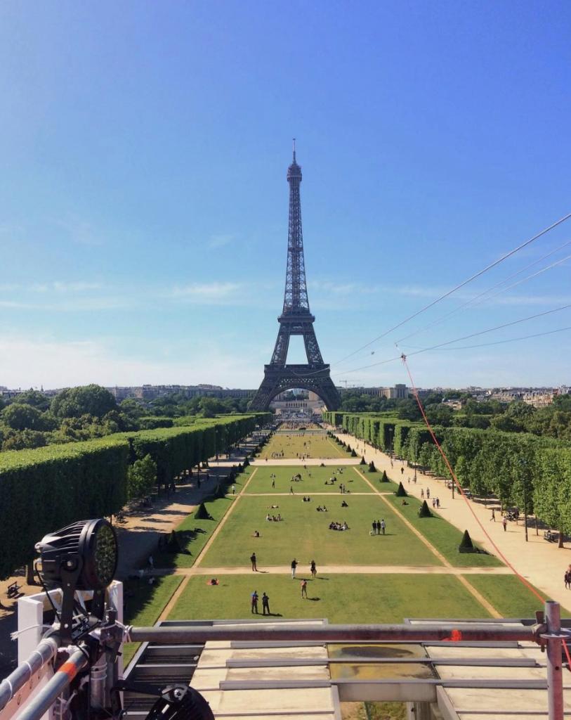 agenda-du27maiau3juin-tyrolienne tour Eiffel