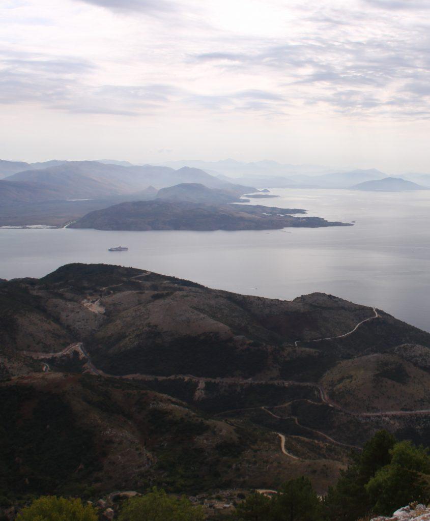 city guide : corfou-Nissaki, Ionian Islands, Greece