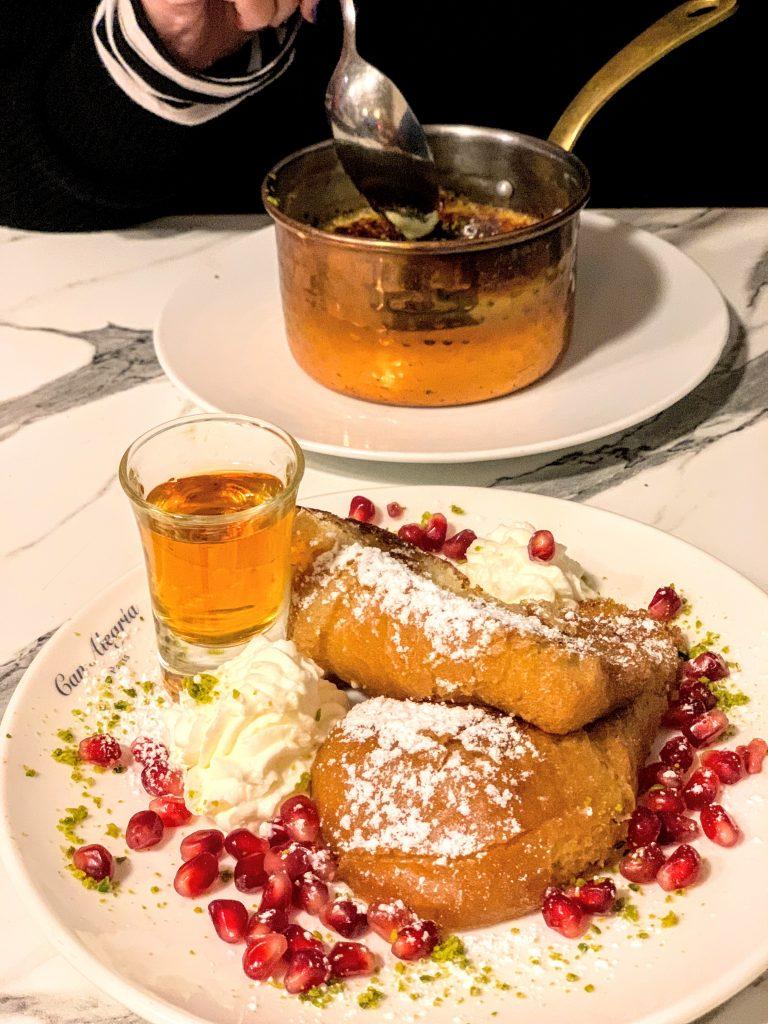 restaurant CAN ALEGRIA.baba. MadameCrobalo