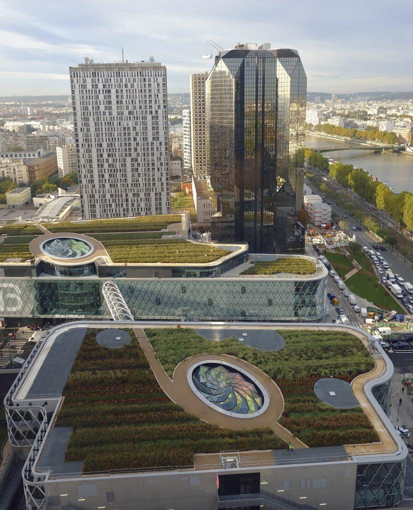 sport-la-parisienne-Centre Commercial Beaugrenelle.