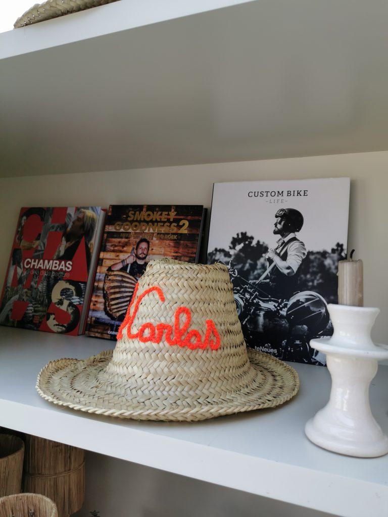 chapeau Le Carlos