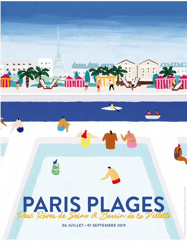 paris-plage-2019-affiche