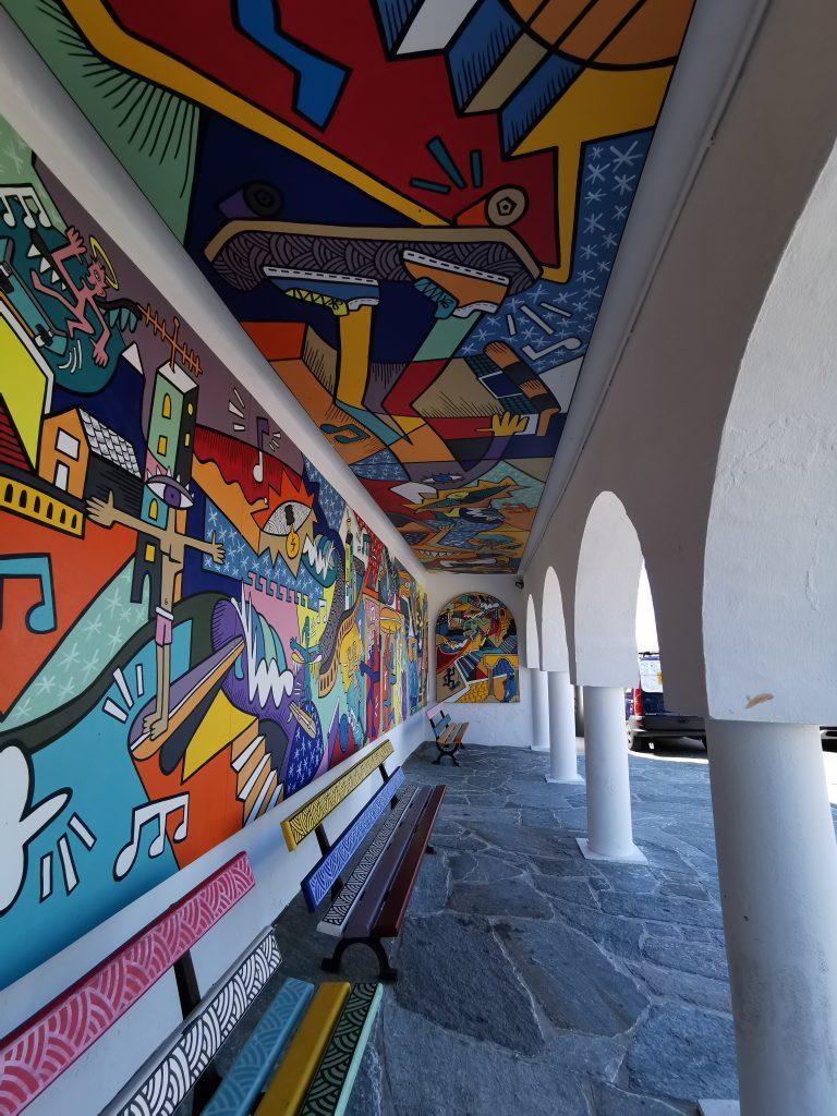street art dans Biarritz