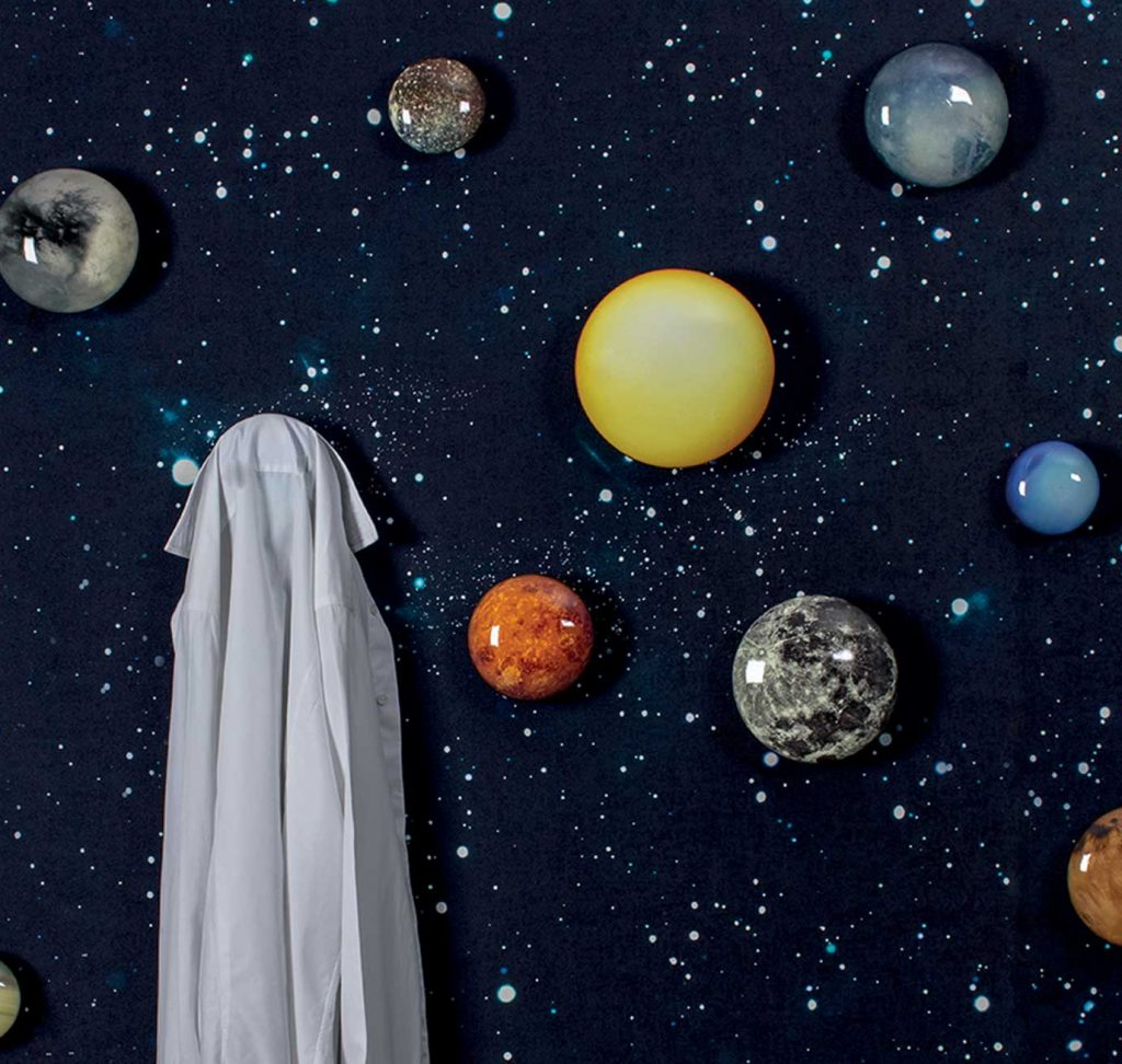 tendance cosmique-Diesel & Seletti système solaire