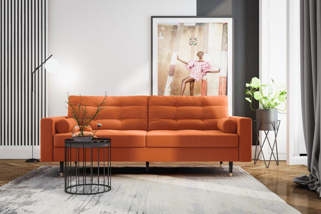 7. meubles deux en un . canapé convertible pret à meubler ©DR