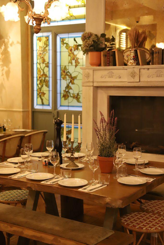 Brasserie Cezanne ©DR