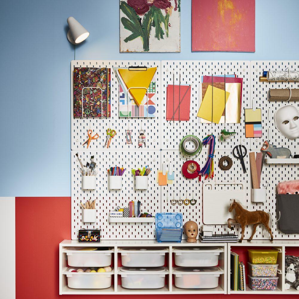CATALOGUE IKEA 2021 : MES 10 COUPS DE COEUR DE LA NOUVELLE COLLECTION : SKÅDIS