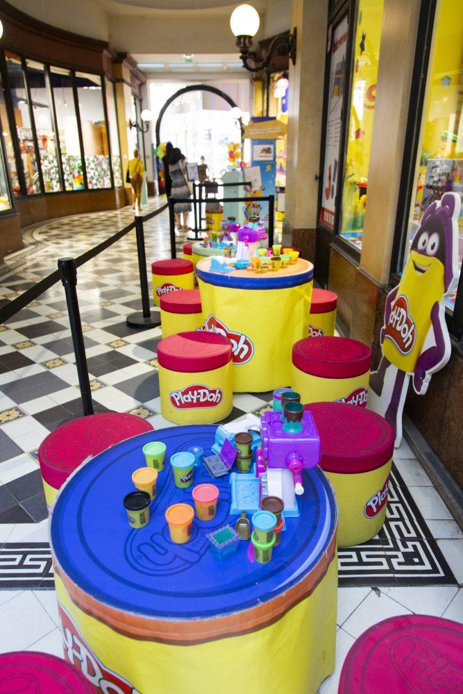 PlayDoh-au village jouet jouéClub @madamecrobalo