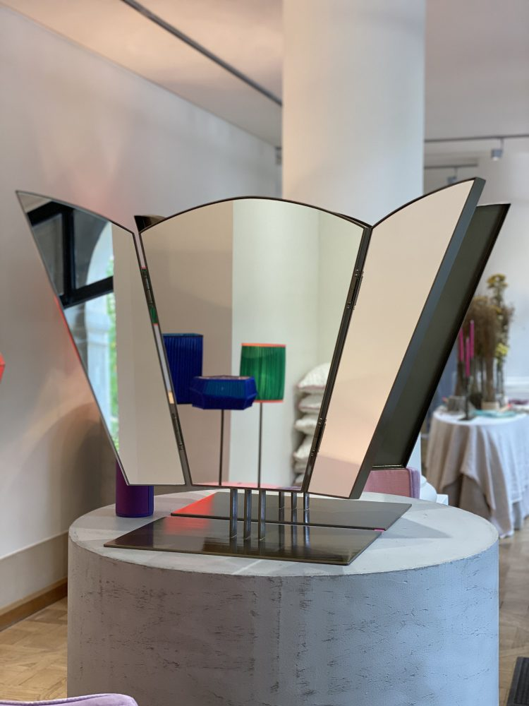 ligati/jenifer : miroir triptyque FACCI (475€)