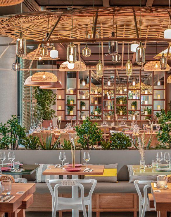rosé le restaurant novotel paris porte de versailles