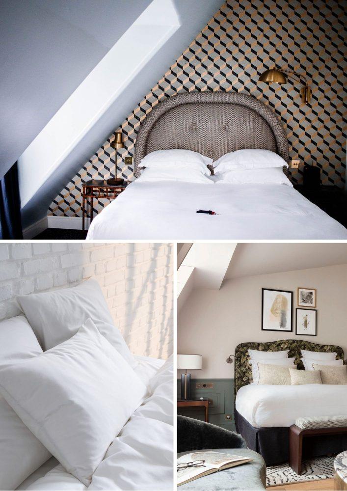 SAINT-VALENTIN: 26 IDÉES DE CADEAUX PAS RINGARDS dormir à l'hôtel @mdamecrobalo